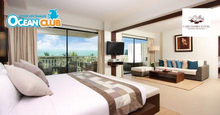 Cape Panwa Hotel, Phuket จ.ภูเก็ต