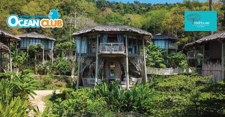Tree House Villas จ.พังงา