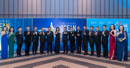 "OCEAN LIFE ไทยสมุทร ผนึกพลังฝ่ายขายทั่วประเทศพลิกวิกฤตพิชิตเป้าหมาย พร้อมเชิดชูเกียรติตัวแทนมืออาชีพ ""The Shining OCEAN Super Star Awards 2020"""